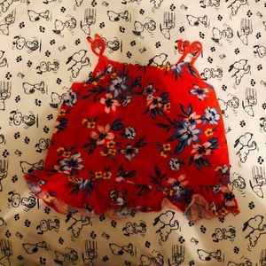Old navy 5t tank top and short set